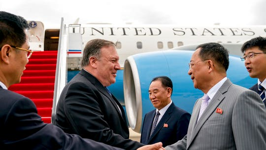 North Korea calls Mike Pompeo 'poisonous plant of American diplomacy'