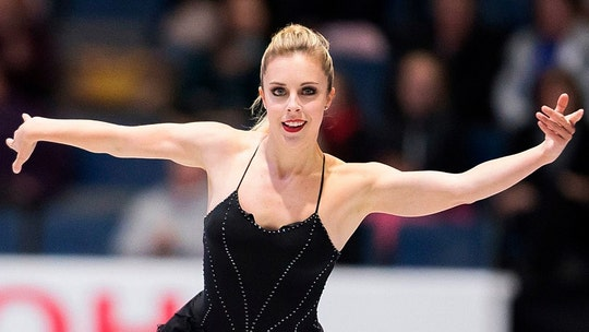 Olympic medalist Ashley Wagner accuses late skating champion John Coughlin of sexual assault