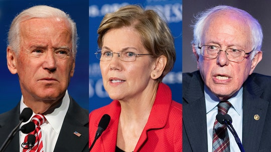 Fox News Poll: Biden and Warren gain ground in Democratic race