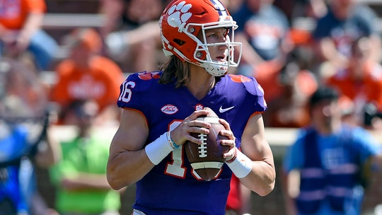 Clemson QB Lawrence leads AP preseason All-America team