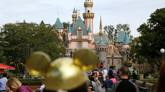 Most popular Disney ride around the world is not Space Mountain