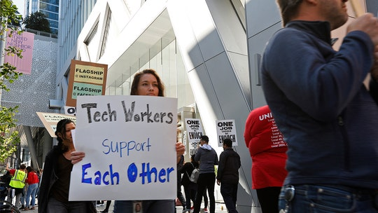 US tech industry sees growing wave of employee activism