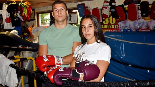Kickboxer nicknamed 'Pretty Killer' batters Spanish robbers during vacation