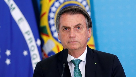 Brazilian president suggests less pooping to help save environment