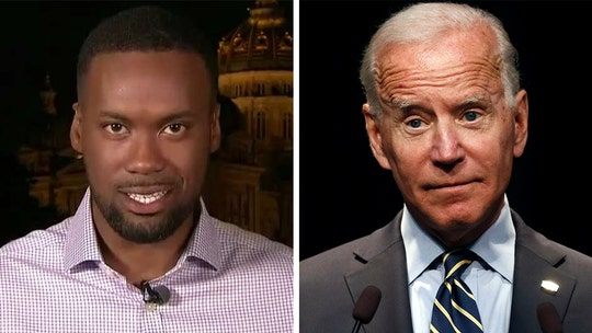 Lawrence Jones: Many Dems view Biden as best hope vs. Trump, so plan to 'settle for Sleepy Joe'