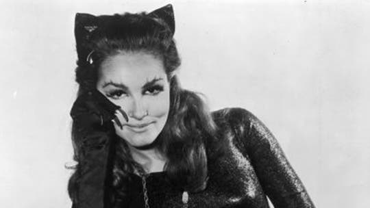 Catwoman Julie Newmar releases new portrait for her 86th birthday