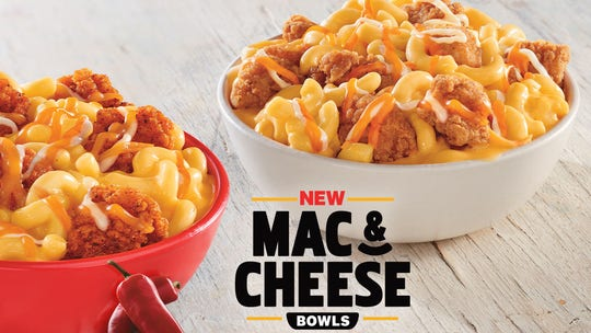 KFC announces new mac and cheese dish after Chick-fil-A adds side to their menu