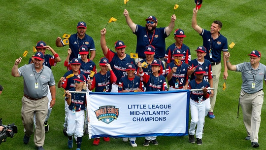 Little Leaguers from New Jersey proud to be 'Troopers'