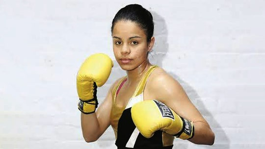 South African police officer arrested following female boxing champ's murder