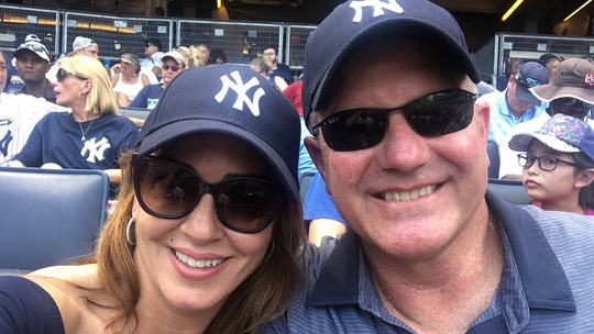 Wounded US Special Forces veteran honored at Yankee Stadium with family by his side