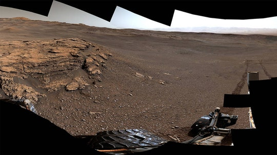 7 years on Mars, NASA Curiosity rover celebrates anniversary with new finds