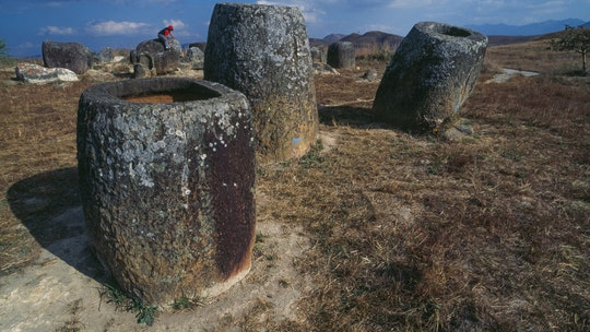 Mysterious 'Plain of Jars' may be the burial place for thousands of dead babies and children, experts say