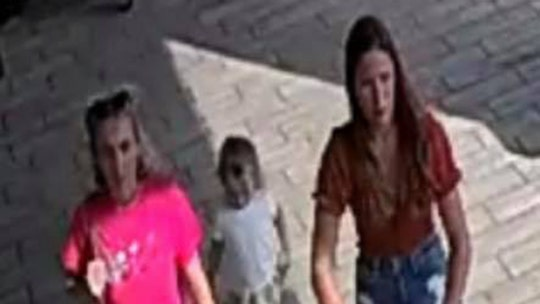 Women steal stroller from New Jersey store — but child left behind, police say