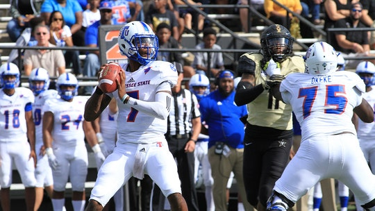 Tennessee State QB Demry Croft arrested on rape, sexual battery charges