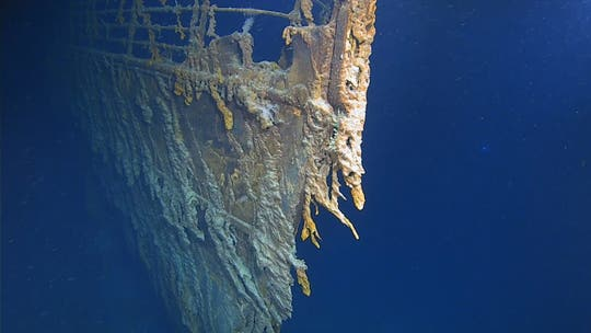 Will Titanic's sunken wreck be protected? Treasure hunters skeptical of new US, UK agreement