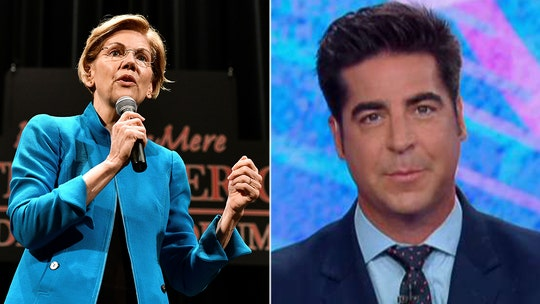 Jesse Watters: Elizabeth Warren's Native American apology rings hollow because she 'stole their identity'