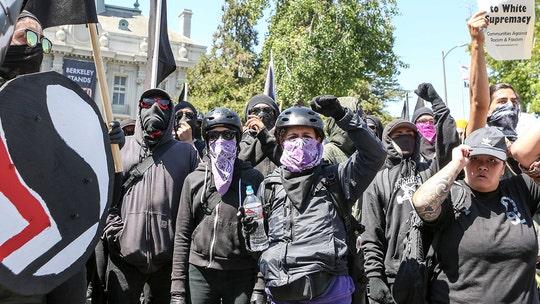 Democratic Rep. calls Antifa members 'peaceful protesters' during CNN interview