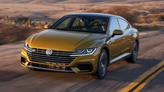 2019 Volkswagen Arteon test drive: The car for less people