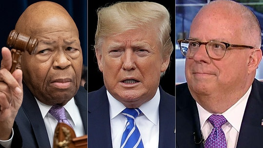 Maryland Gov. Hogan sees 'silver lining' in Trump-Cummings feud, says Twitter attacks were 'not appropriate'