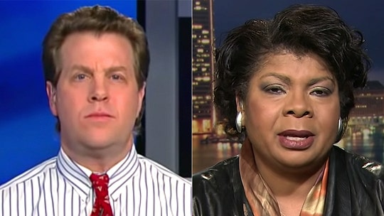 Liberal media critic slams April Ryan, CNN for hypocrisy