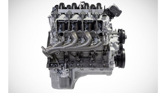 Ford's 'Godzilla' V8 claims heavy duty truck power crown