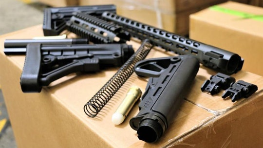 52,000 Chinese gun parts seized by US Customs agents