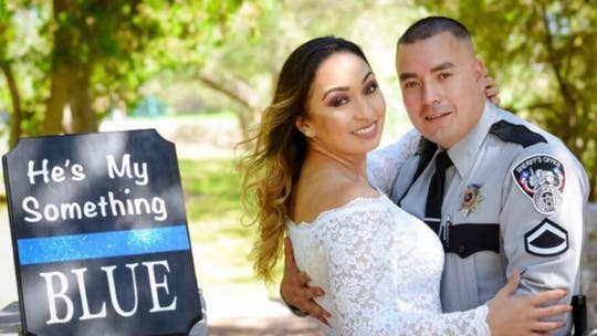 El Paso County Sheriff's Deputy Peter Herrera was a newlywed who'd always dreamed of police career