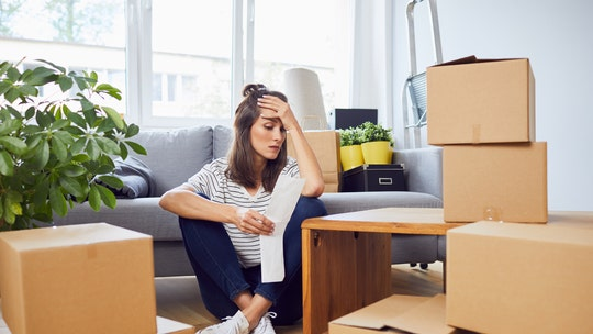 Moving mistakes: 45 percent of Americans stress about this, study says