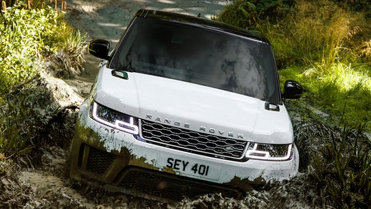 Land Rover Range Rover Sport HSE P400e: The high-riding hybrid