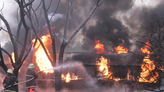 Tanker truck in Tanzania explodes as people siphon fuel, at least 62 killed