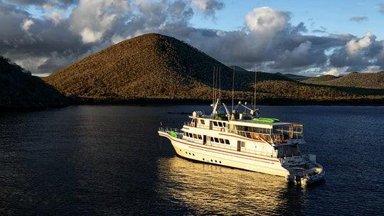 Ecuador navy 'on alert' as 260-strong Chinese fleet nears Galapagos Islands