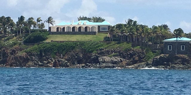 Epstein's Little St. James Island was valued at over $63 million.