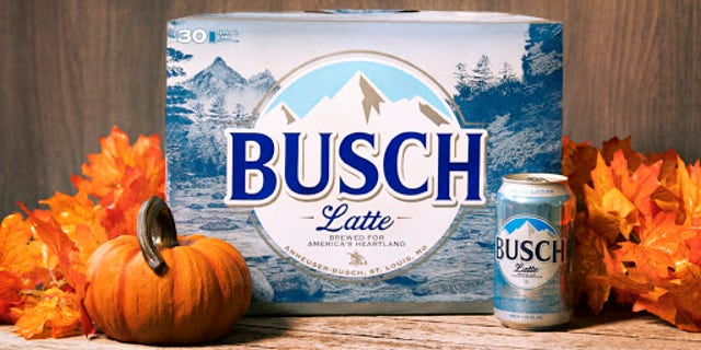 For the launch of Busch Latte, the beer company released an ad that pays homage to coffee ads from the '80s and '90s.