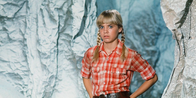 "Kathy Coleman played Holly Marshall in the popular '70s series ""Land of the Lost."""