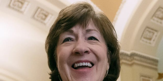 Sen. Susan Collins, R-Maine, is a target for progressive groups after her vote to confirm Brett Kavanaugh to the Supreme Court.