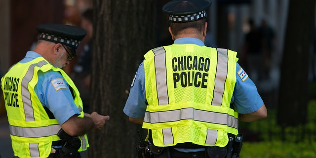 Authorities say a suspect is in custody after shots were fired outside a Chicago hospital and that no one was hurt. (FILE)