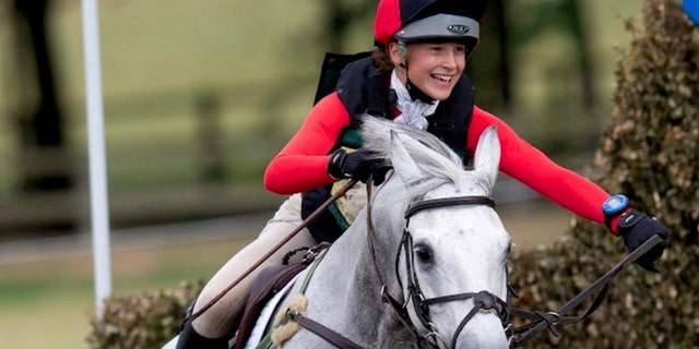"Iona Sclater, a 15-year-old who was a ""bright star"" of eventing, has died in a riding accident at her home."