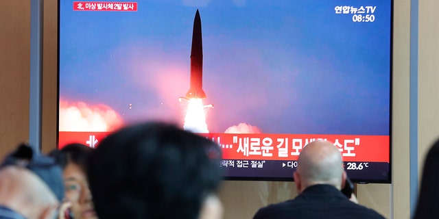 Westlake Legal Group AP-Korea-Missile-Launches North Korea says latest missile tests were 'warning' to US, South Korea over military exercises Talia Kaplan fox-news/world/world-regions/south-korea fox-news/world/world-regions/asia fox-news/world/conflicts/north-korea fox news fnc/world fnc df9c5cce-c67c-5eea-874e-cfd3d877edb0 article