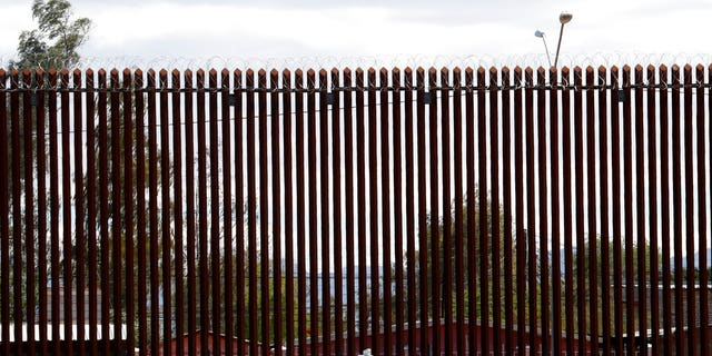Westlake Legal Group AP19207825601598 First construction of brand-new border wall in Texas begins Maxim Lott fox-news/us/immigration/border-security fox-news/topic/border-wall fox-news/person/donald-trump fox news fnc/politics fnc article 13ae985c-d0be-5d7b-96ee-3195c564ced8