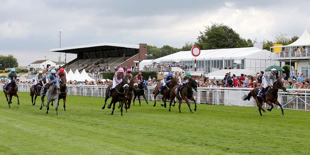 British jockey to make history by racing at Goodwood in hijab