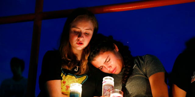 El Pasoans held a vigil in Texas after a mass shooting left at least 20 people dead, and another 26 injured.