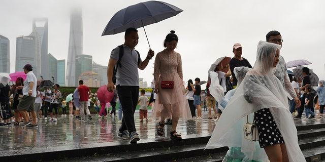 Westlake Legal Group AP19222325095461 Typhoon Lekima strikes China's east coast, kills at least 18 Lucia Suarez Sang fox-news/world/world-regions/china fox-news/world/world-regions/asia fox-news/world/disasters/hurricanes-typhoons fox-news/weather fox news fnc/world fnc b1a221b5-101b-5ad7-b9b7-764ca30f0f7d article