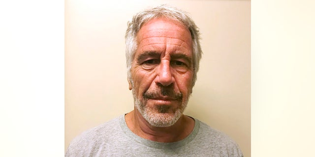 Jeffrey Epstein on a March 28, 2017 photo provided by the New York State Sex Offender Registry. (New York State Sex Offender Registry via AP, File)