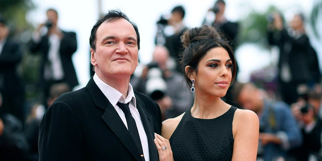 Quentin Tarantino is going to be a dad