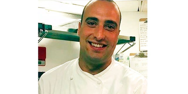 Andrea Zamperoni, a chef at a popular restaurant in New York's Grand Central Terminal was found dead on Wednesday at a hostel in Queens.