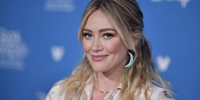 Hilary Duff has positive memories about her time on 'Lizzie McGuire.'