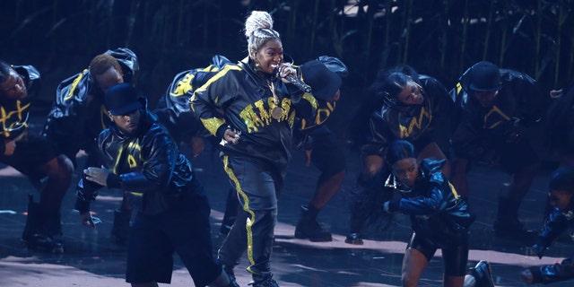 Westlake Legal Group AP19239058416278 VMAs 2019: Missy Elliott delivers incredible performance, takes home Vanguard award Mariah Haas fox-news/entertainment/music fox news fnc/entertainment fnc article 977de48d-e07a-5006-a572-87d69dc6ee34