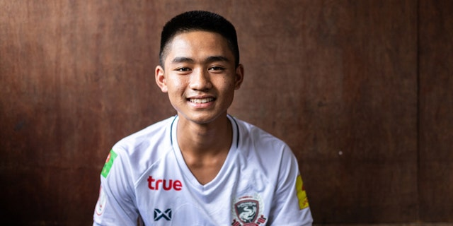 "15-year-old Adul ""Adun"" Samon emerged a hero after being trapped in a cave for more than two weeks alongside his soccer friends."