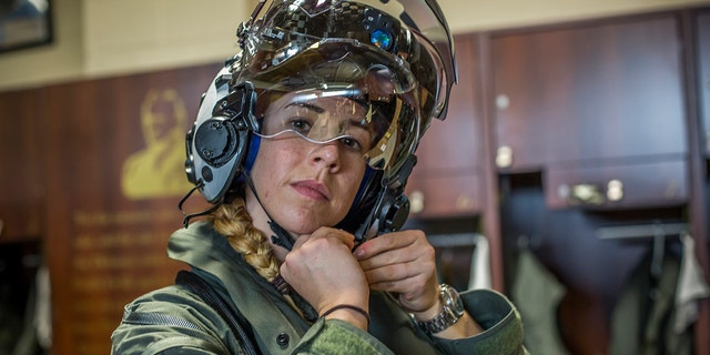Westlake Legal Group Anneliese-Satz-1 Idaho pilot becomes first woman to fly F-35 jet for Marine Corps Stephen Sorace fox-news/us/us-regions/west/idaho fox-news/us/personal-freedoms/proud-american fox-news/us/military/marines fox-news/good-news fox news fnc/us fnc article 6c9c0627-e022-5075-b52b-d942f65ef3ee