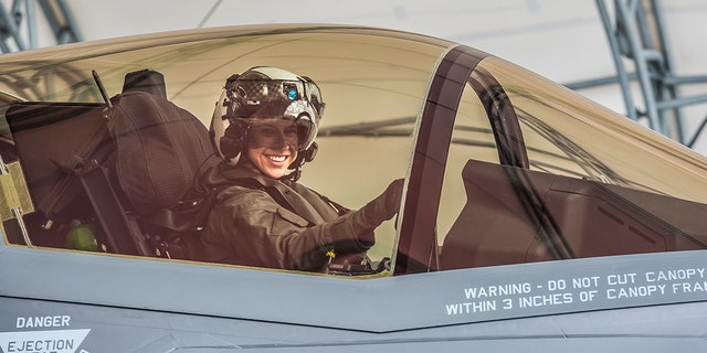 Westlake Legal Group Anneliese-Satz-3 Idaho pilot becomes first woman to fly F-35 jet for Marine Corps Stephen Sorace fox-news/us/us-regions/west/idaho fox-news/us/personal-freedoms/proud-american fox-news/us/military/marines fox-news/good-news fox news fnc/us fnc article 6c9c0627-e022-5075-b52b-d942f65ef3ee